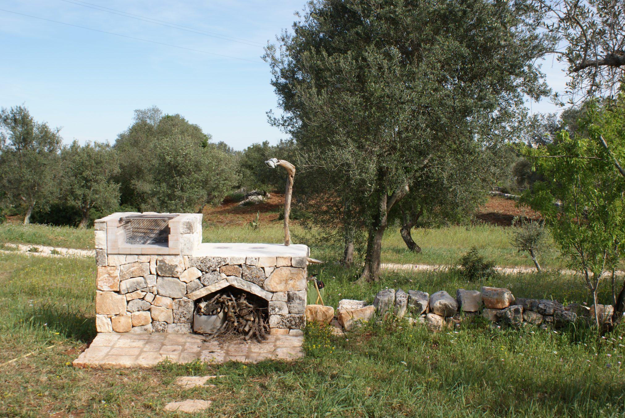 Trulli Eutopia -barbecue